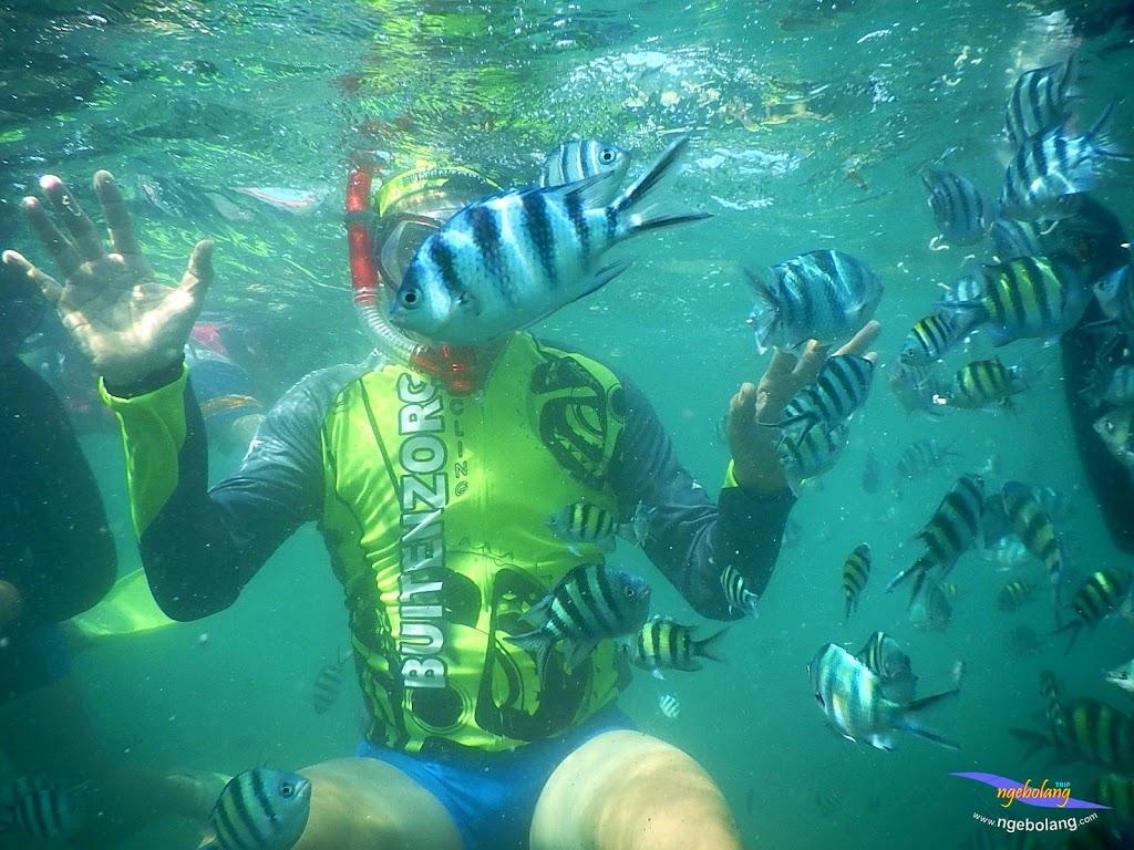 family trip pulau pari 140716 Nikon 25