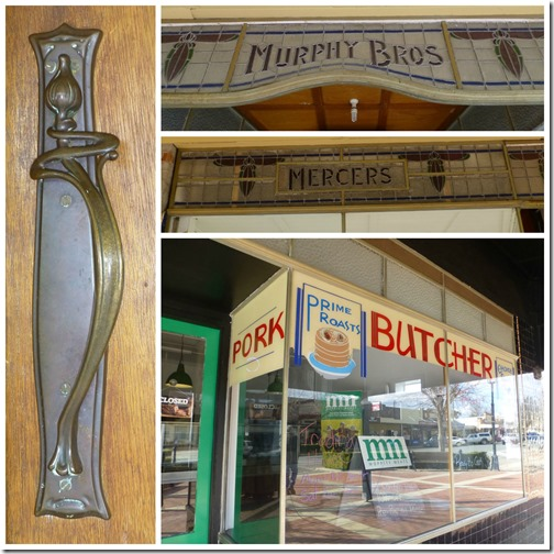 Boorowa Shop Fronts