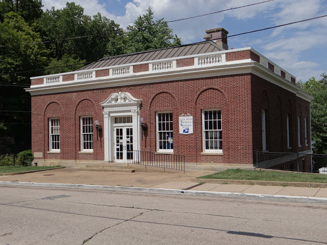 Eureka Springs post office