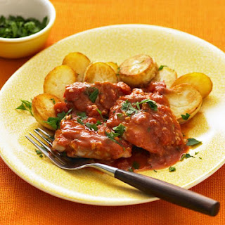 Chicken Arrabbiata.