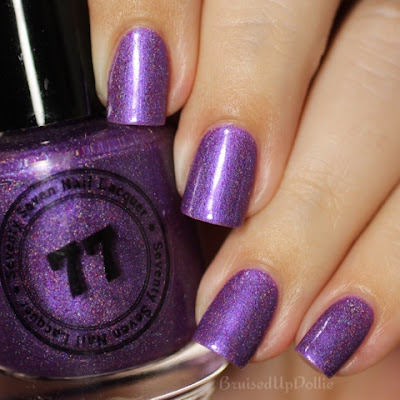 77 nail lacquer yes mistress