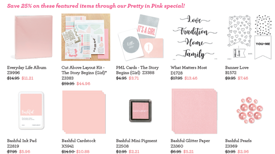 2018-2 Pretty in Pink - specials 1
