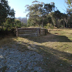 Horse ramp for loading and unloading