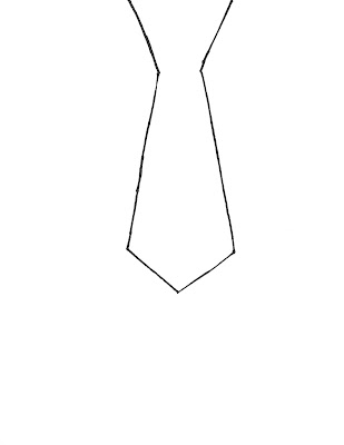 how to make suspenders out of tie