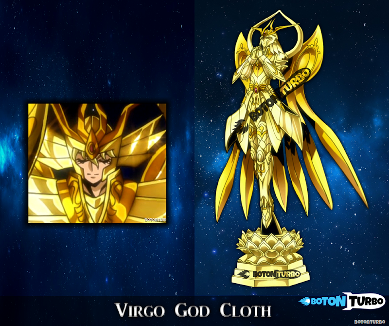 05. Virgo god cloth