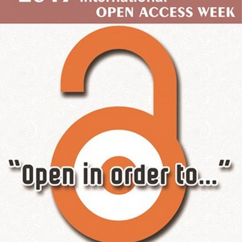 "國際OA週 ""Open in order to…"" 造句活動"