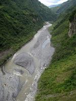 Ruta de las Cascadas, Banos