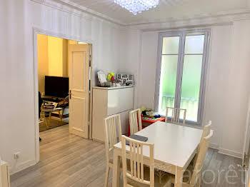 Appartement 4 pièces 76,52 m2
