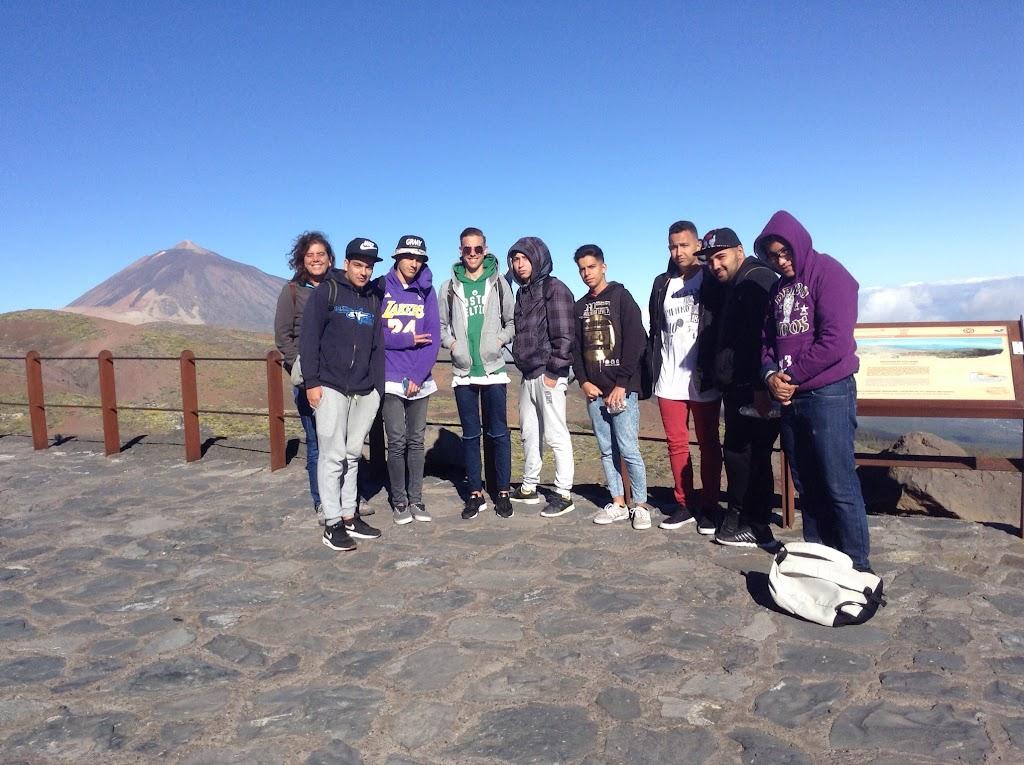 Visita Observatorio IÑAZA. 1 FPB.