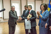The official visit of the General Director of Herend Porcelain Manufacture, Hungary