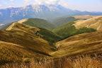 FABULEUSE ROUMANIE -3-  Munti Bucejnii, ou les Carpates méridionales