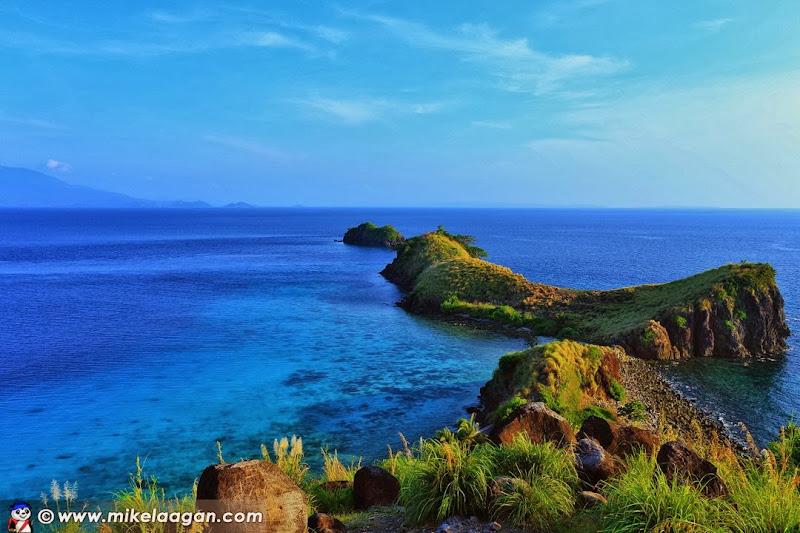 Overlooking Sambawan Island