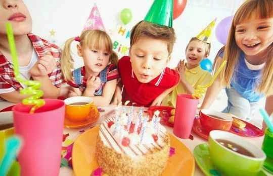 Fiesta de cumpleaños economico y casero