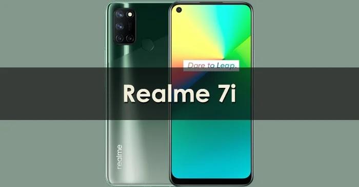 Realme Indonesia juga turut menghadirkan smartphone varian murah dari seri ini ke Indones Realme 7i : Harga Januari 2021, Spesifikasi, Fitur Unggulan
