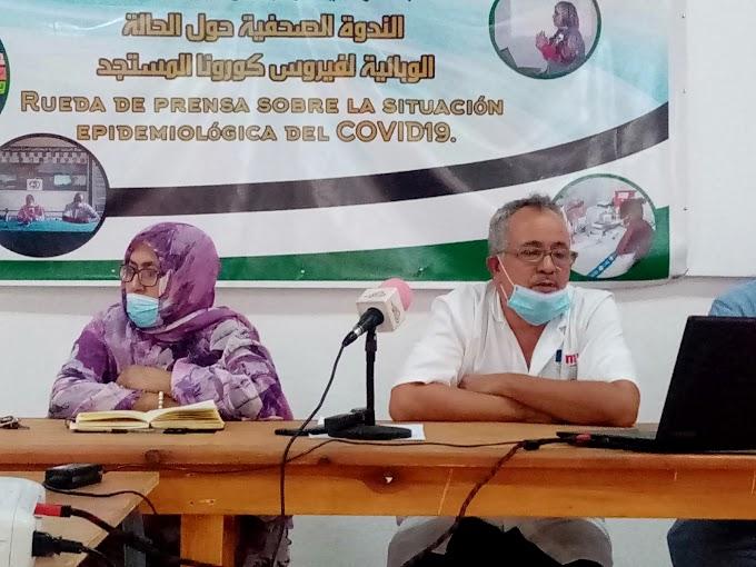 Nuevos casos de covid-19 disminuyen en los campamentos de refugiados saharauis, según Sanidad, pero eso podría cambiar rápidamente.