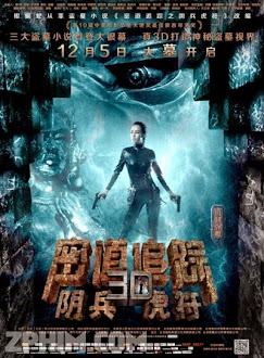 Kẻ Đào Mộ - Tomb Robber (2014) Poster