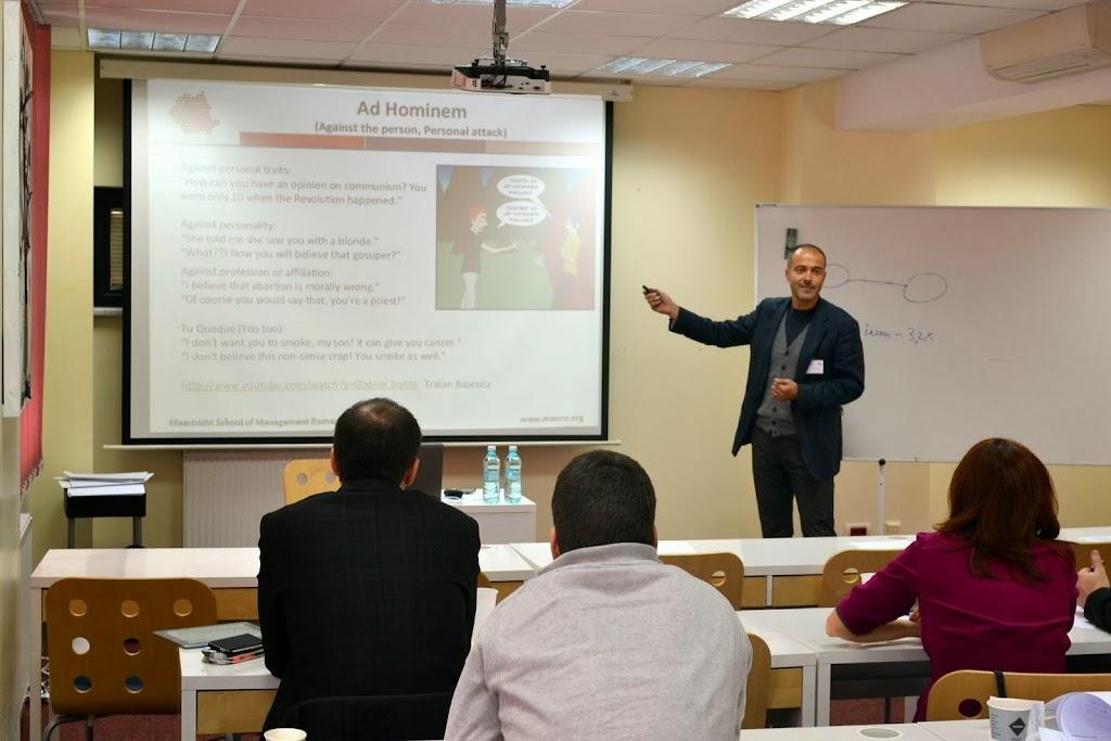 Critical Thinking, Master Class with Radu Atanasiu 108