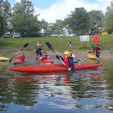 Scouts Canoeing - Paddlepower Passport Course June 2012