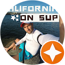 Galifornia on SUP