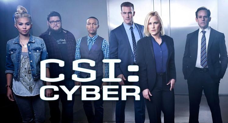 CSI Cyber poster