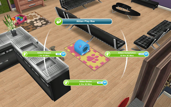 Animal Onesie Event - The Sims FreePlay