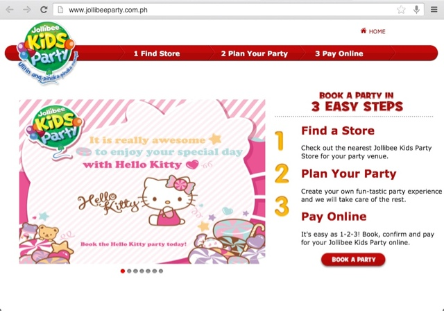 Celebrate a hello kitty birthday with jollibee kids party moomy celebrate a hello kitty birthday with jollibee kids party moomy musings stopboris Gallery