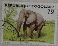 timbre Togo 002