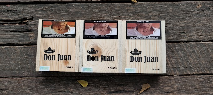 Don Juan Cerutu Alternatif Untuk Pemula