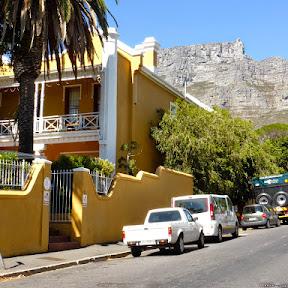 Ashanti Lodge, Kaapstad