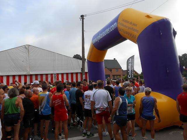 Dimanche: les joggeurs sont prêts!