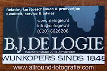 Bedrijfsreportage Wijnhandel B.J. de Logie (Amsterdam, Noord-Holland) - 22