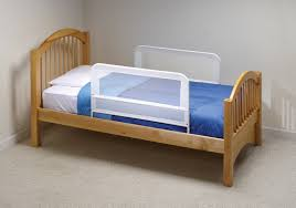 Bed rail fold down