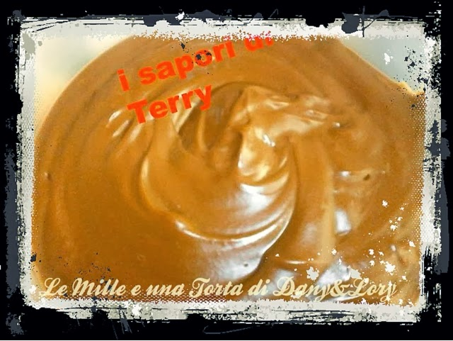 crema al caffè... ideale x farcire torte o tiramisù