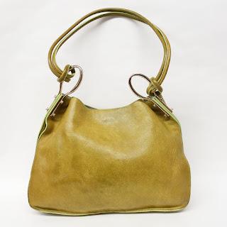 Oscar de la Renta Shoulder Bag