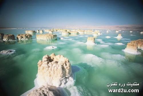 هل سيموت البحر الميت مرة أخرى