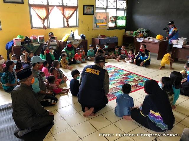 Safrizal  Minta Pelayanan Pengungsi Diutamakan
