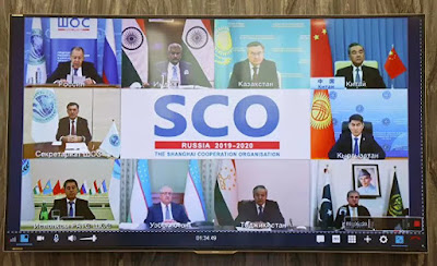 Shanghai Cooperation Organization (SCO)  and Stratergic Intrest of China | Strange Military Stories