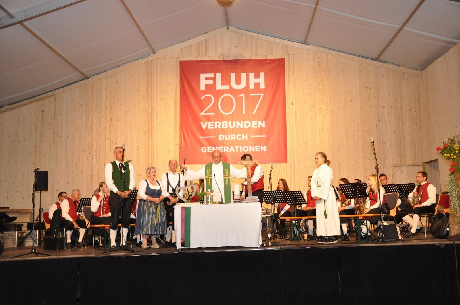 Fluh 2017 - Sonntag der 25.06.2017 - Messfeier