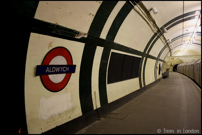 The Aldwych Station Tour