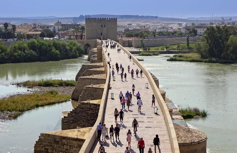 Puente Romano, Torre de la Calahorra, Guadalquivir, Córdoba, Mirador, Puerta del Puente