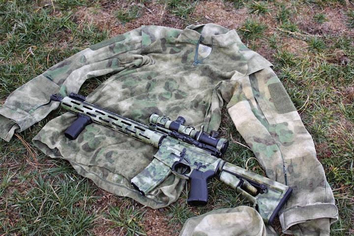 gunskins anybody try them update c39 ak pistol wrapped in