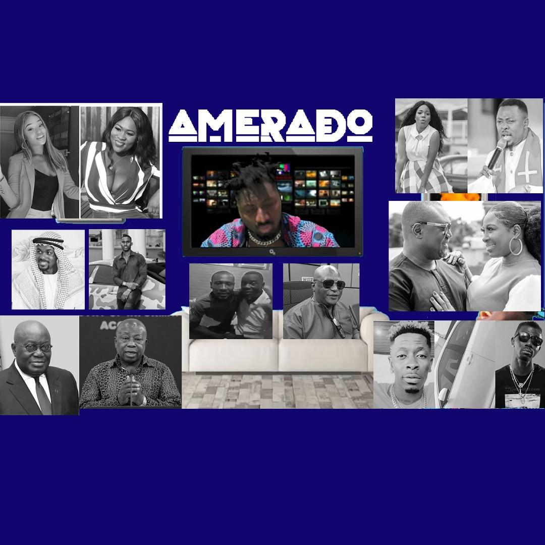 Amerado - Yeete Nsem (Episode 5)