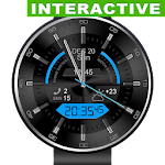 Glossy Combo Watch Face