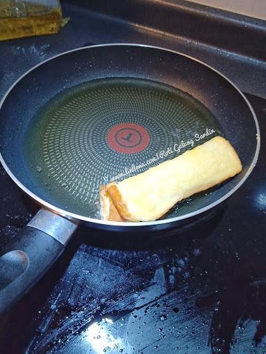 Resepi Roti Gulung Sardin