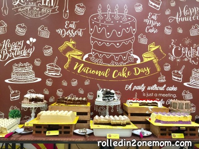 Goldilocks Satisfies My Sweet Tooth With Cakes By The Crate On