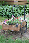 Wheeled Garden
