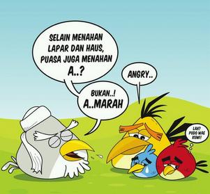 Puas (a) Bersama Kemarahan