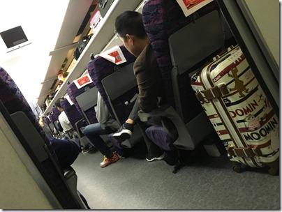 CRH train Chaoshan - Putian / Shenzhen - Nanjing