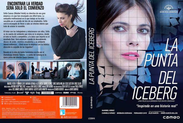 La Punta Del Iceberg – Castellano – DVD9