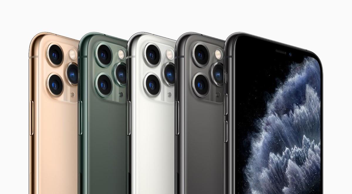 iPhone11シリーズ、キャリアごとの最大通信速度およびWi-Fiの最高速度の画像